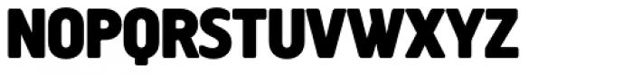 Creighton Pro Black Font UPPERCASE