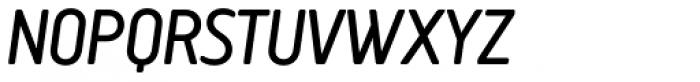 Creighton Pro Book Italic Font UPPERCASE