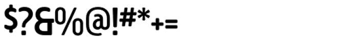 Creighton Pro Medium Font OTHER CHARS