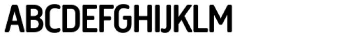 Creighton Pro Medium Font UPPERCASE