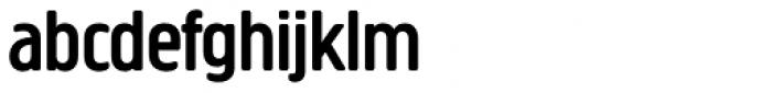 Creighton Pro Medium Font LOWERCASE
