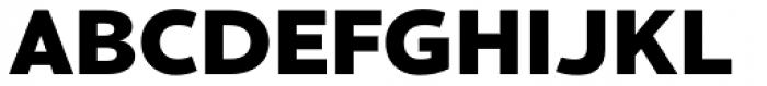 Cresta Black Font UPPERCASE