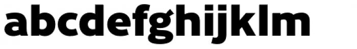 Cresta Black Font LOWERCASE