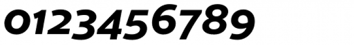 Cresta Bold Italic Font OTHER CHARS