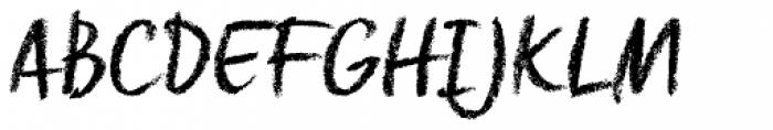 Creta Font UPPERCASE
