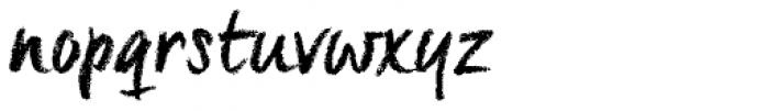 Creta Font LOWERCASE