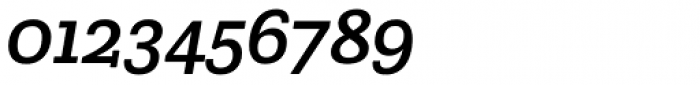 Crete Round Italic Font OTHER CHARS
