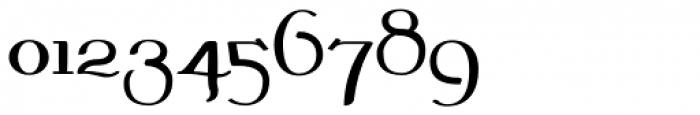 Crewekerne Magna Bold Font OTHER CHARS