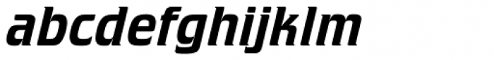 Crillee SB Italic Font LOWERCASE