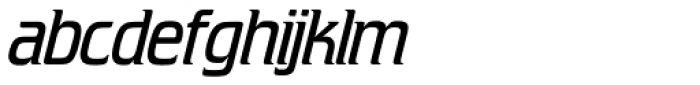 Crillee SH Light Italic Font LOWERCASE
