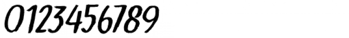 Crimson Skyline Italic Font OTHER CHARS