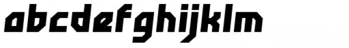 Crimstone Italic Font LOWERCASE