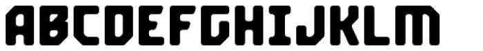 Crimstone Rounded Font UPPERCASE