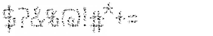 Cristal Crumble Regular Font OTHER CHARS