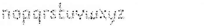 Cristal Crumble Regular Font LOWERCASE