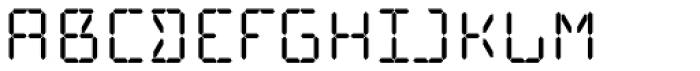 Cristal Text Medium Font UPPERCASE