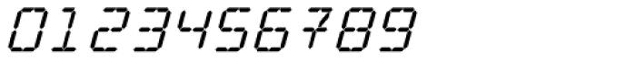 Cristal True Medium Italic Font OTHER CHARS