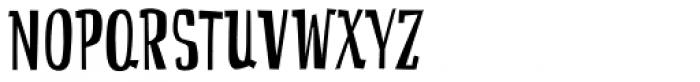CroMagnon Font UPPERCASE
