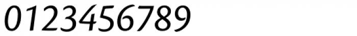 Cronos Pro Italic Font OTHER CHARS