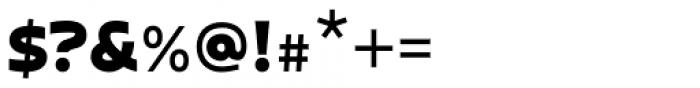 Croogla 4F Bold Font OTHER CHARS