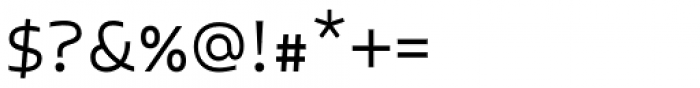 Croogla 4F Extra Light Font OTHER CHARS