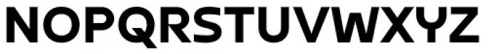 Croogla 4F Medium Font UPPERCASE