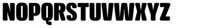 Crossfit Black Font UPPERCASE
