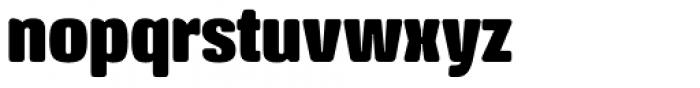 Crossfit Black Font LOWERCASE