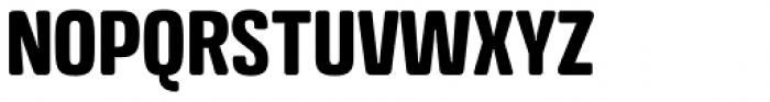 Crossfit Bold Font UPPERCASE