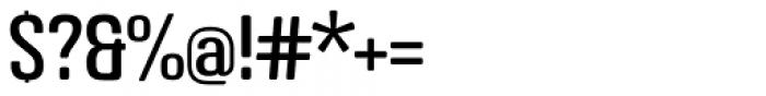 Crossfit Regular Font OTHER CHARS