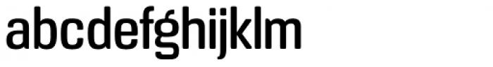 Crossfit Regular Font LOWERCASE