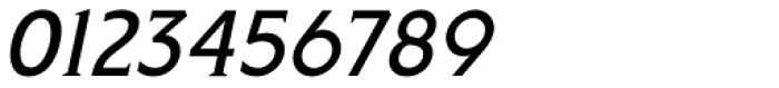 Crotona Italic Font OTHER CHARS