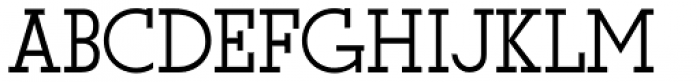 Crown Heights JNL Font LOWERCASE