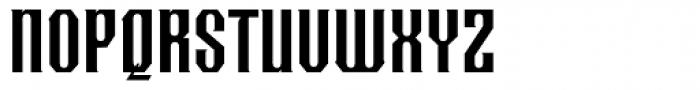 Crucifix Unicase Font UPPERCASE