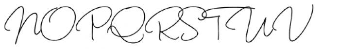 Crunchy Font UPPERCASE