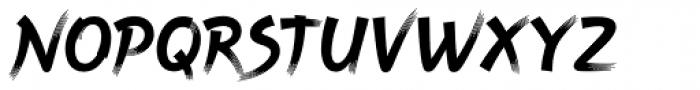 Cruz Handy Swash Bold Font UPPERCASE