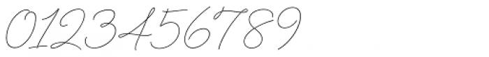 Cruz Script Ballpoint Pro Font OTHER CHARS