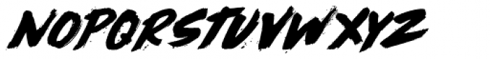 Cry Wolf Italic Font LOWERCASE