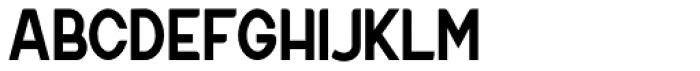 Cryptolucre Bold Font UPPERCASE