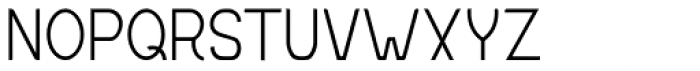 Cryptolucre Thin Font UPPERCASE