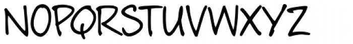 crosswordBelle Font UPPERCASE