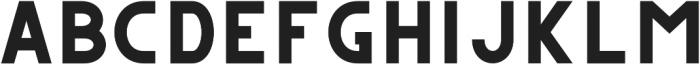CS Gordon Regular otf (400) Font LOWERCASE