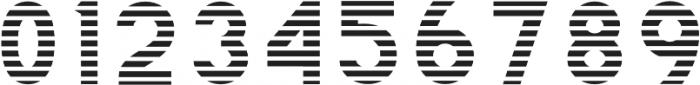 CS Gordon Strip otf (400) Font OTHER CHARS