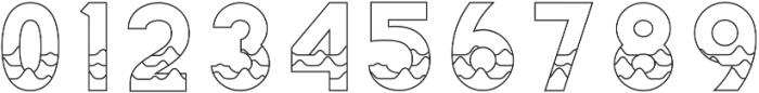 CS Juicy Regular otf (400) Font OTHER CHARS