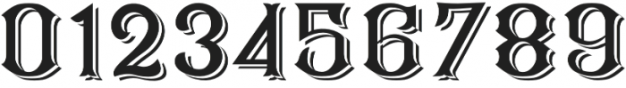 CS Mulan Double otf (400) Font OTHER CHARS