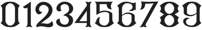 CS Mulan Regular otf (400) Font OTHER CHARS