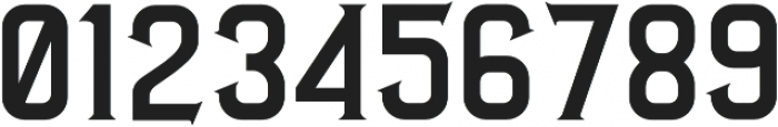 CS Rocky Vintage otf (400) Font OTHER CHARS