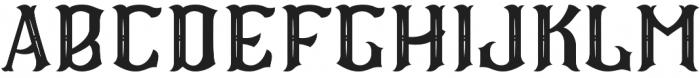 CS Roger Inner otf (400) Font LOWERCASE