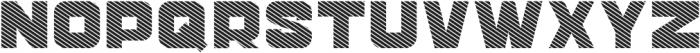 CS Sandreas Bold Line otf (700) Font LOWERCASE
