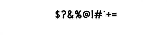 CS Harley Bold.otf Font OTHER CHARS